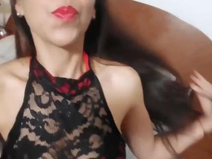 Tetona Mexicana Se Desnuda y Masturba en HD