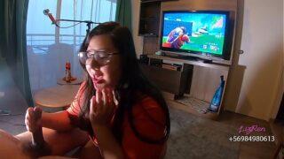 en la webcam chilena deja en claro quien es la mamona